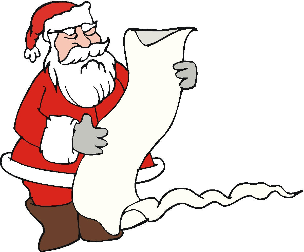 naughty xmas clip art - photo #27